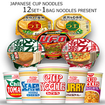 Japanese ramen 12 pieces set + raou Noodles 1 bag present / direct from japan / Nissin / Myoujyou