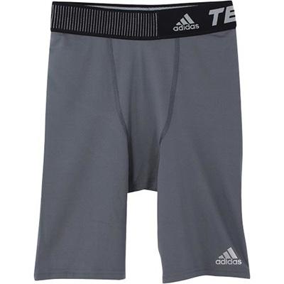 アディダス(adidas) メンズ テックフィット BASE ショートタイツ リード/リード AJ452 D82102 【パンツ ズボン スポーツウェア トレーニング ジム】の画像