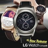 New Release LG G WATCH URBANE In Stock Smart Watch