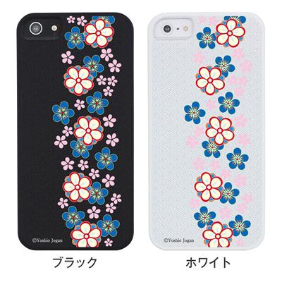 【iPhone5S】【iPhone5】【和柄】【iPhone5ケース】【カバー】【スマホケース】【ケース】 ip5-wa-011の画像