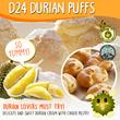 (VP Ducafe) D24 Durian Puffs 6PCS