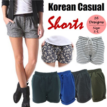 【MyShoppingPlace】 Korean Casual Comfy Shorts ★ Skorts Culottes/Skirts/Pants ★Soft★Light★Comfort Material★Charming★Gifts★Sale★SG Seller★Fast Shipping