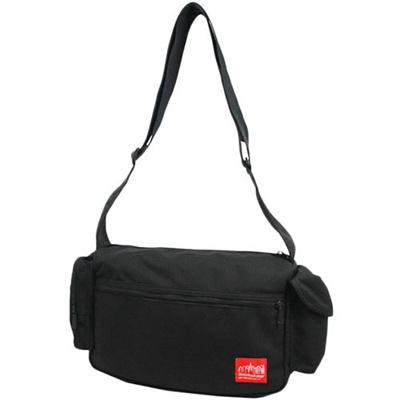 マンハッタンポーテージ(Manhattan Portage) ヘラルドスクエアショルダーバッグ Herald Square Shoulder Bag MP1465 BLACK ブラック 【ショルダーバッグ】の画像
