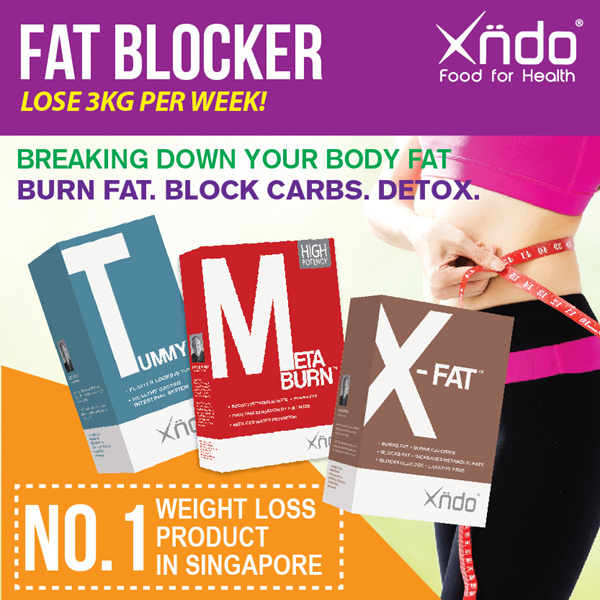 [$50 ONLY] Xndo Carbo Blocker Deals for only S$114 instead of S$0