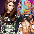 ◤COCO◥ SWEATSHIRT/UK Europe DESIGN Unisex Fun Vintage Pullover/Sweater Jumper Top/Disney/Simpsons/Yoga/Skull/Marilyn Monroe/Hearts/Frida/Cartoon Print/Long sleeved shirt/RAP/HIP HOP/Urban Top