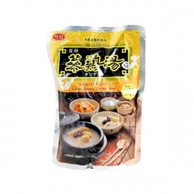【韓国食品・韓国食材・韓国参鶏湯】 ■韓国食品■ハリム参鶏湯(パウチ常温800g)■の画像