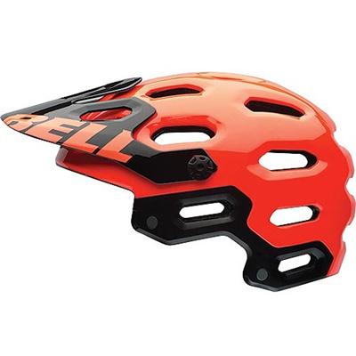 ベル(BELL) ヘルメット SUPER 2 / スーパー 2 ALL-MOUNTAIN インフレッド 【自転車 サイクル レース 安全 二輪】の画像