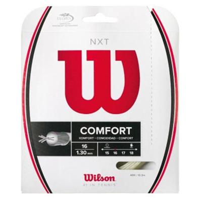 ウイルソン(Wilson) NXT 16(単張) ナチュラル WRZ942700 【テニス用品 ストリング ガット ウィルソン】の画像