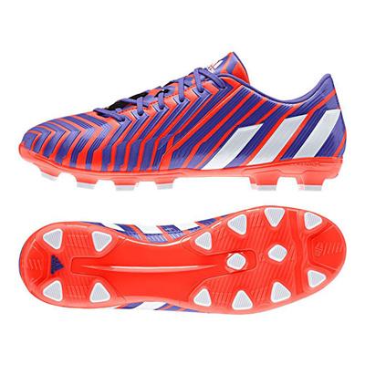アディダス (adidas) プレデターアブソラド IS HG(ソーラーレッド×ランニングホワイト×ナイトフラッシュ) B35476 [分類:サッカー 固定式スパイク] 送料無料の画像