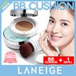 [Orangerun_cosmetic] ★LANEIGE★BB Cushion Series ♥Launching Event Cushion+1Refill♥ Foundation/bb cream/pact/Concealer