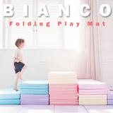 The Caraz multi-fold kids folding play mat/mattress
