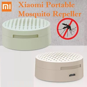 Xiaomi Portable Mosquito Repeller Portable Mosquito Repeller Long Lasting USB Powered Last up to 28 Hours of Usage on PowerBank*