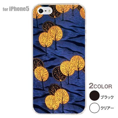 【iPhone5S】【iPhone5】【アルリカン】【iPhone5ケース】【カバー】【スマホケース】【クリアケース】【その他】【アフリカン テキスタイルパターン】 01-ip5-con029の画像