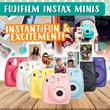 Fujifilm Instax Mini 8/9/25  Share Printer Paper Shoot Camera Polaroid Camera