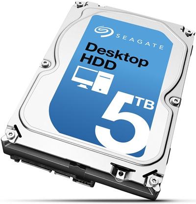 全国一律送料無料メカ保証2年SEAGATEDesktopHDD内蔵ハドディスク3.5インチ5TB安全に茶箱で個別梱包してますST5000DM002