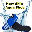 Aqua beach shoe suitable for indoor/outdoor wear.Swim/Surfing/Barefoot Walking/Yoga/Fitness/singapore/bicycle/holiday/