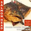 Frozen Cooked Teriyaki Salmon Head (750G - 850G)[Emporium Shokuhin]