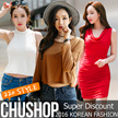 ◆Chushop◆220 style_Korea Open Market Best Selling/HIGH QUALITY ORIGINAL MADE IN KOREA/Korean Fashion dress/ TOPS / PANTS / SHORTS / BLOUSE / T SHIRT