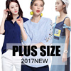 【3/25 NEW ARRIVALS】400+ style S-7XL NEW PLUS SIZE FASHION LADY DRESS OL work dress blouse TOP