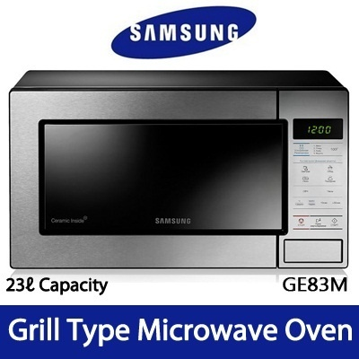 Over range the convection microwave stainless