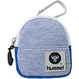 ヒュンメル(hummel) コインケース グレー HFB7055 【スポーツ トレーニング バッグ ポーチ】