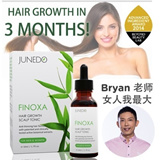 [FLASH DEAL] $35.90  for 100 qty. Today Only!! FINOXA Hair Growth Scalp Tonic 女人我最大Bryan老师 NEW PRODUCT for Anti-Hair Loss Healthy Scalp Damaged Hair