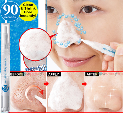 how to clean nose pores reddit