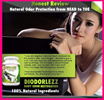 ★7 DAYS MIRACLE★ COMPLETE BODY ODOR DETOX ★ NATURAL HERBS ★ SAMPLE FOR 3 DAYS ( 3 CAPSULES ) + FREE SHIPPING
