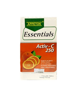 (Appreciation Sales) APPETON ESSENTIALS VITAMIN C 250MG 20pc (LIMITED OFFER)