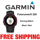 GARMIN FORERUNNER 225 Wrist-Based Heart Rate Running Watch (010-01472-10)