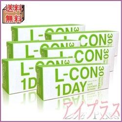 【送料無料】【6箱セット】エルコンワンデー(30枚入り)6箱/1日使い捨ての画像