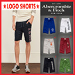 MEN Logo Shorts [Abercrombie n Fitch] for MEN ★ Free Shipping ★ Parallel import goods