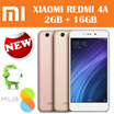 XIAOMI REDMI 4A 2GB+16GB 5.0INCH DISPLAY SMART MOBILE PHONE / EXPORT SET WITH 6 MONTHS