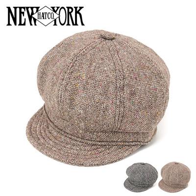 ニューヨークハット New York Hat ツイード キャスケット Tweed Spitfire Hat 9052の画像