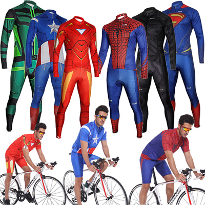 Buy Plus Size S 3xl Quick Dry Suit Spider Man Batman Superman