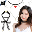 The Best Selling Necklaces Made in Korea Luxury Jewerly / Cubic Zirconia / Crystal / Korean Styles