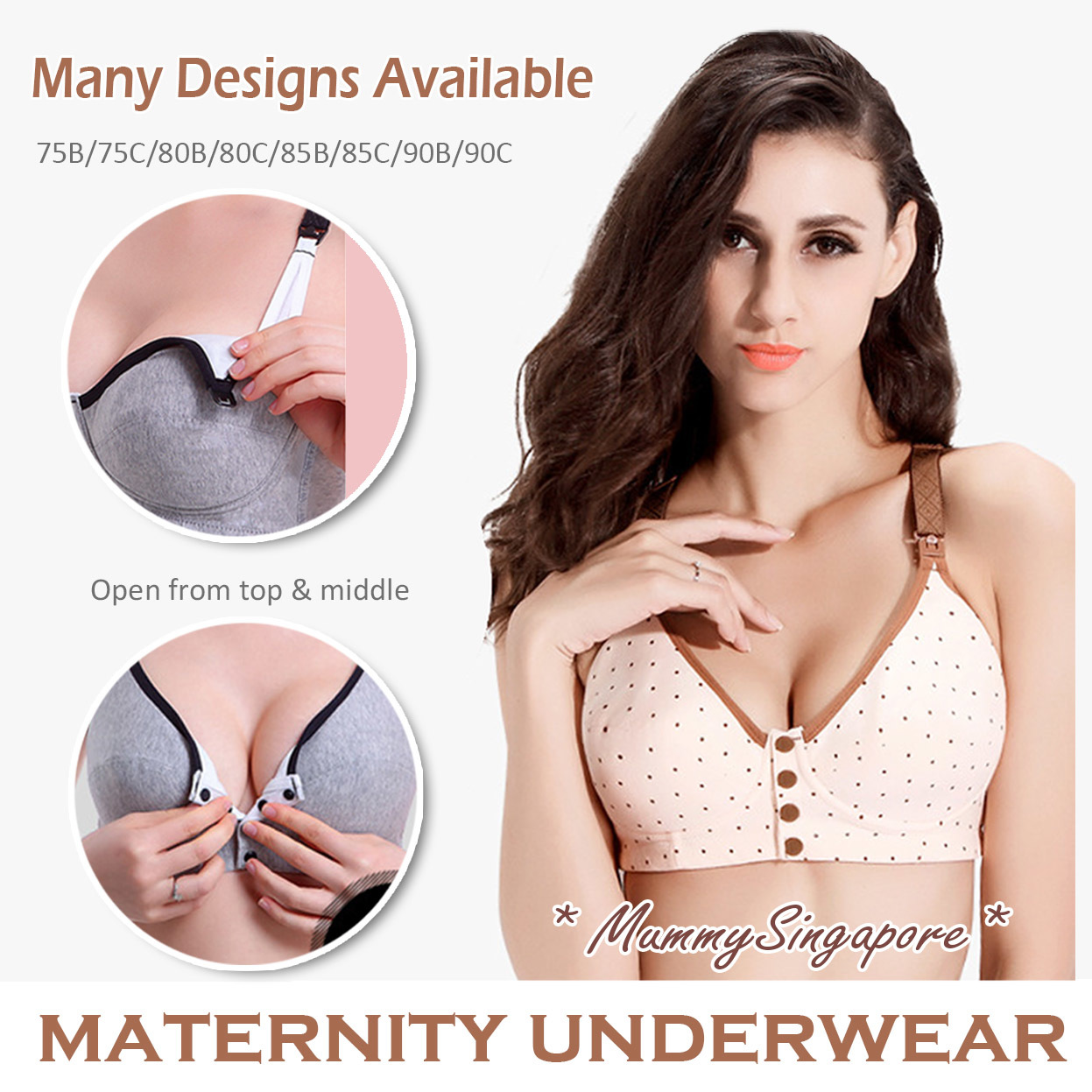 Qoo10 - Maternity Underwear Items on sale : (Q·Ranking):Singapore ...