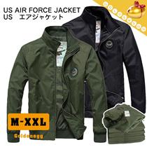 High Quality Men′s Jacket ◆US Air Force Jackets for Men◆2 Colors/ Autumn Jacket-Pilot Jacket- Men Fashion / Casual Fall Jacket