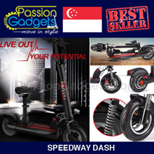 FREE GIFTS★Lowest Price! 10inch Passion Dash 48V 500W/52V 600W★More Speed Power than Speedway