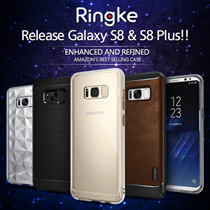 ★Rearth Ringke Case Collection★Release! Galaxy S8&S8 Plus/iPhone7/Plus/6S/S7/Edge/Note5/G5/V20/G6