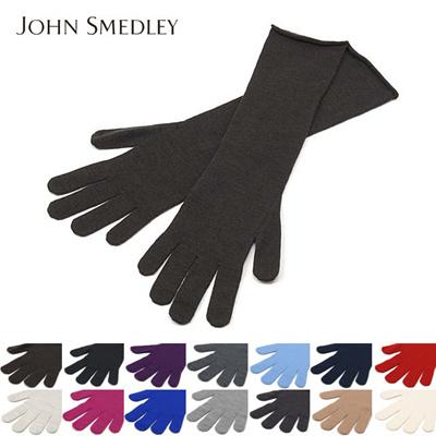 ジョンスメドレー John Smedley 手袋 グローブの画像