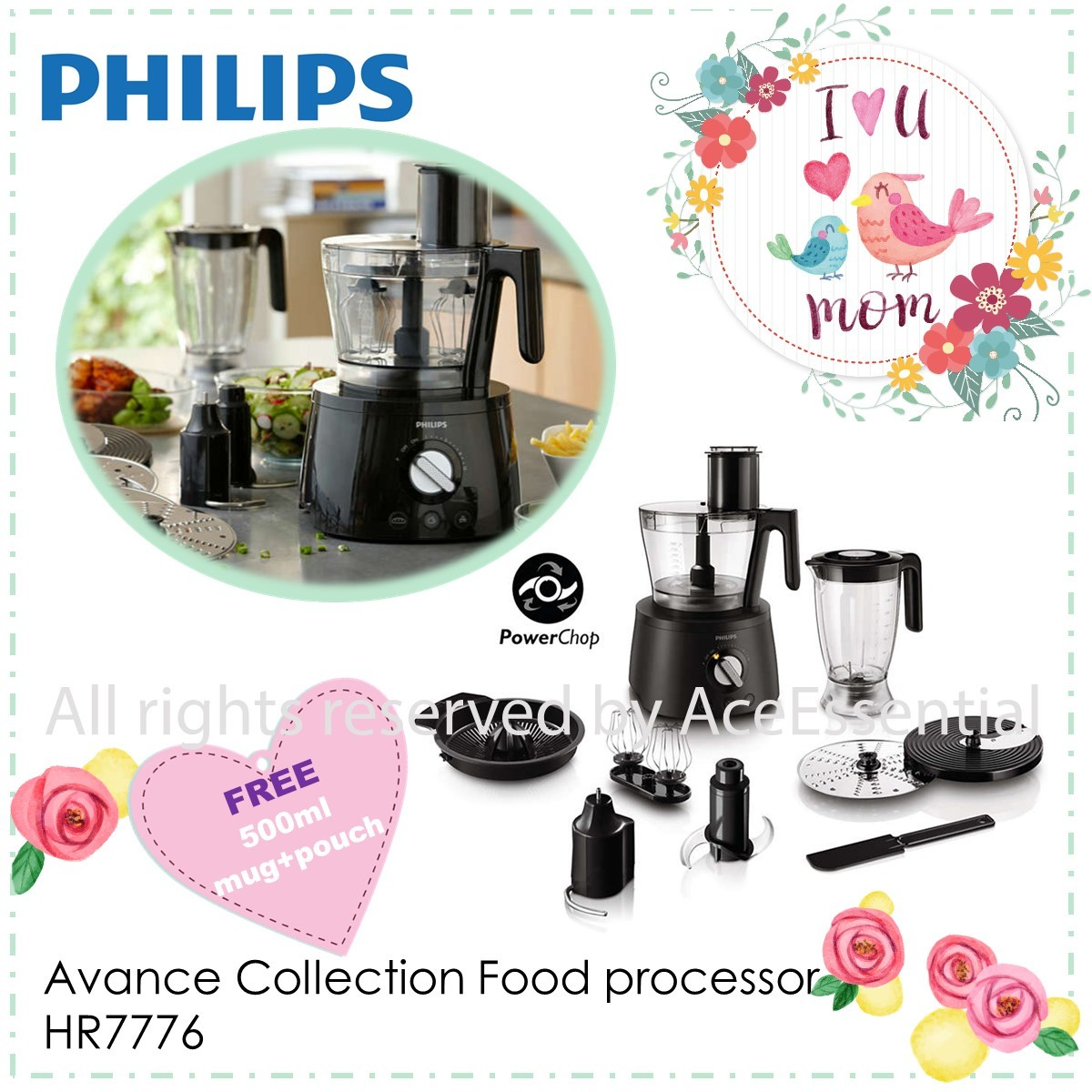 Kitchen Appliances Singapore Qoo10 Free Mug Pouch Cxb 2067 With Philips Avance Collection
