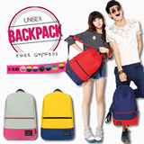 [Free Qxpress]◆CNY BIG PROMO◆★Unisex Korean Version Shoulder bag Backpack School  Bag Unisex backpack Men bag Lady Bag Women Bag BPB-CC07