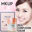Best Selling! MKUP 美咖 Real Complexion Cream  美白素顏霜 and MKUP Product Series