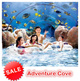 [SG50 Special] Adventure Cove Waterpark - RESORTS WORLD SENTOSA 水上探险乐园