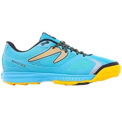 ニュートン(NEWTON) メンズ ランニングシューズ ボコ ソウル(Boco Sol) M005314 Turquoise/Gold 【トライアスロン レースシューズ トレーニング ランニング】の画像