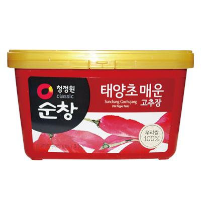 『淳昌|スンチャン』辛口 コチュジャン|辛みそ(3kg)の画像