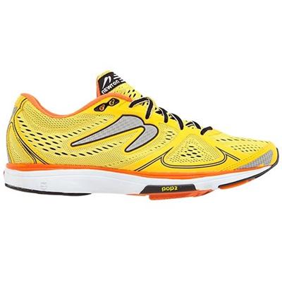 ニュートン(NEWTON) メンズ ランニングシューズ フェイト(Fate) M011514 Yellow/Orange 【トライアスロン レースシューズ トレーニング ランニング】の画像