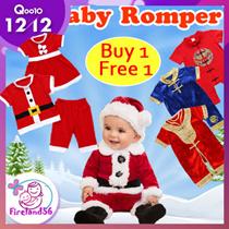 DSN1:Buy1Free1 12/12/18 Romper/Romper/CNY/Xmas/romper/Christmas/baby romper/Jumpers/Baby/ Blanket