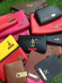 Customized/Personalized Leather Handmade Passport Holders/Covers ✈ Gift Ideas ✈ Luggage ✈ Travel Accessories ✈ Free Name Engraving/Stamping ✈ Pencil Case ✈ Handwerkz